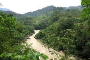 Gualcarque River